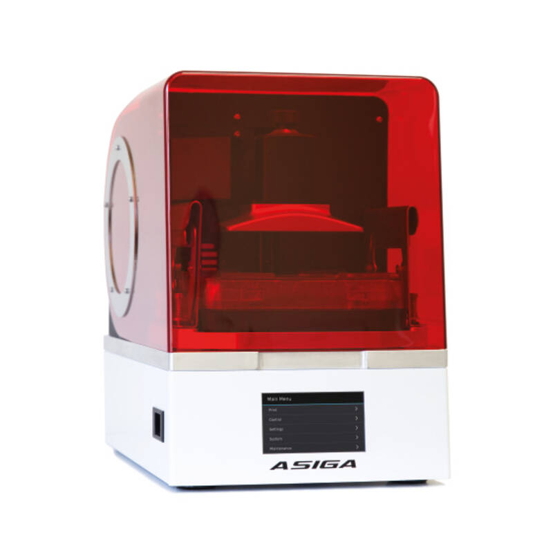 Asiga MAX™, 3D printing, laboratory equipment, digital orthodontics, product image, catalogue