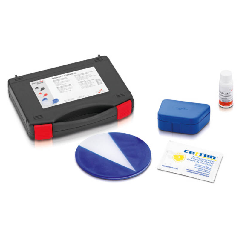 BIOPLAST® XTREME kit, pressure moulding technique, product image, catalogue