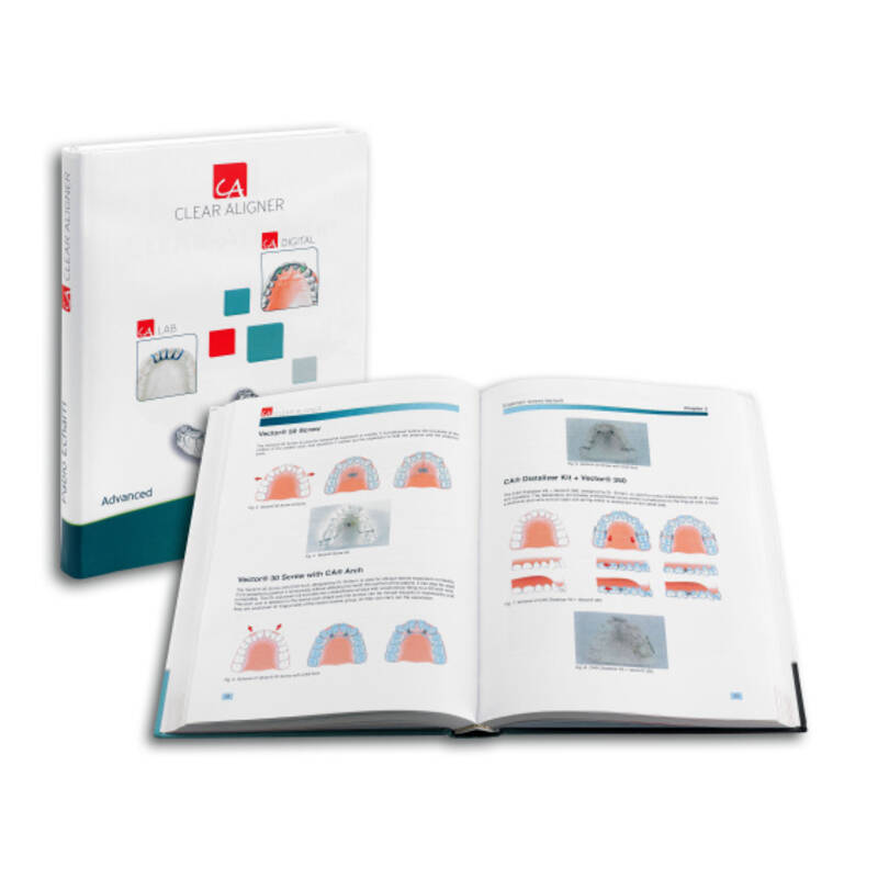 CA® Book volume 2 Advanced, CA® CLEAR ALIGNER, product image, catalogue