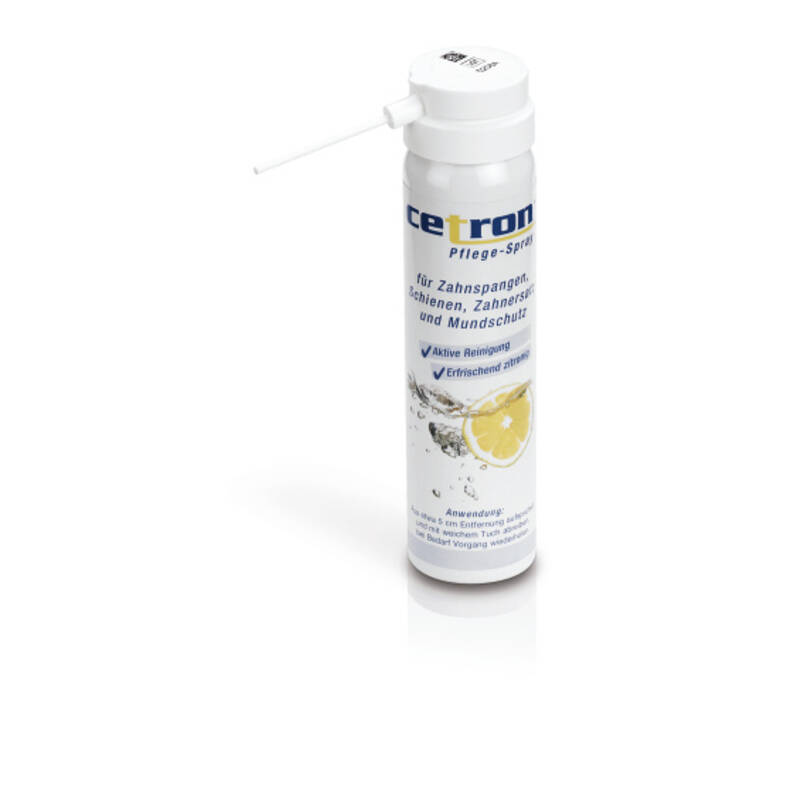 CETRON® Care spray, orthodontics, product image, catalogue
